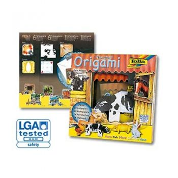 Origami kit - Farm animals