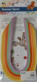 Quilling paper 6K