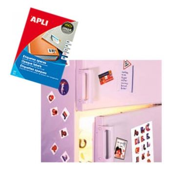 Magnet paper for IJ printers, А4, 8 sheets