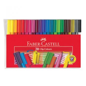 Faber-Castell Connector флумастери 20 цвята