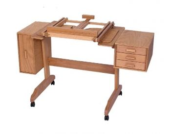 Professional drawing desk + easel M30