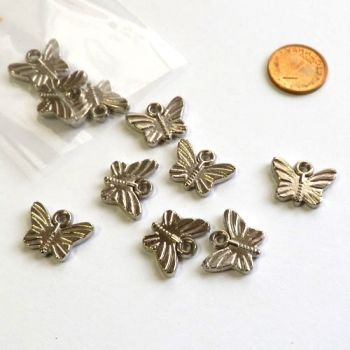 Butterfly beads
